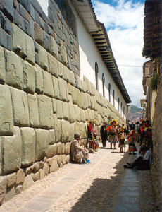 Cusco and the Spanish conquest